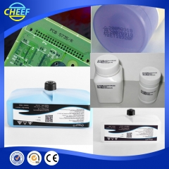 China continuous cij inkjet printer solvent factory