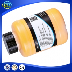 Çin for Linx 1014 0.5L Plastic printing ink for inkjet printer fabrika