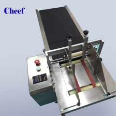 China high speed Paging Machine with bezel inkjet printer grouped equipment factory