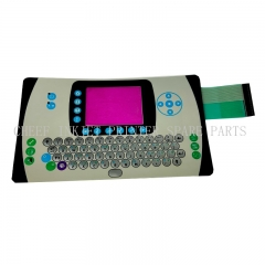 China panel goods in stock DB-PC0225 Keyboard FOR for Domino inkjet printer factory