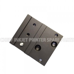China side mount plate 36991 printing machinery spare parts for Domino factory