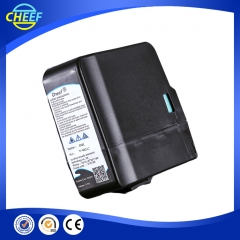 China small character inkjet printer for videojet cleaning solution factory
