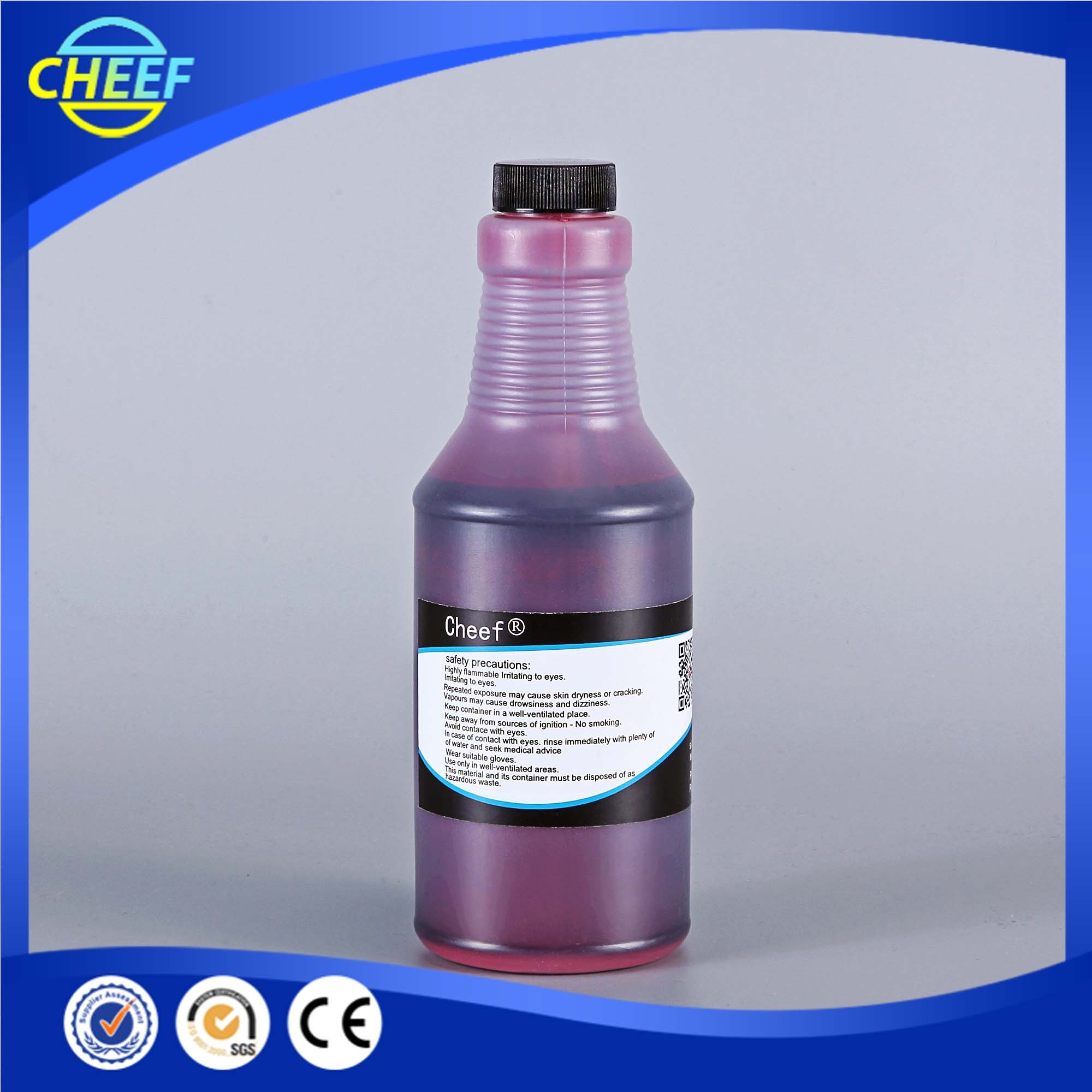 The Cheapest Price Of High: China Cheap Price And High Quailty Ink For Citronix Inkjet