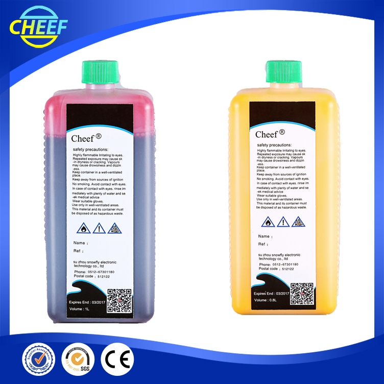 for rottweil good compatible solvent based ink